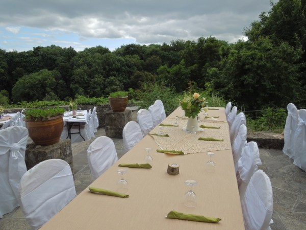 Self catering Castle weddings