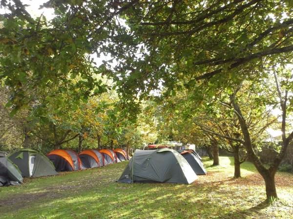castle campsite