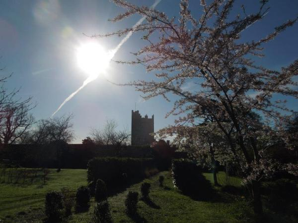 Spring at Blackwater Castle