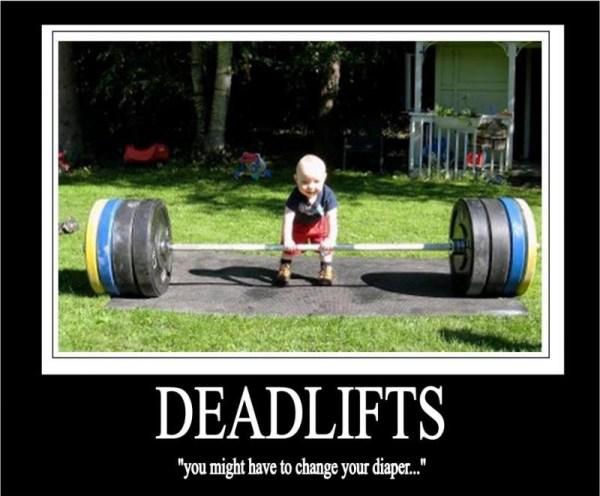 Funny deadlift