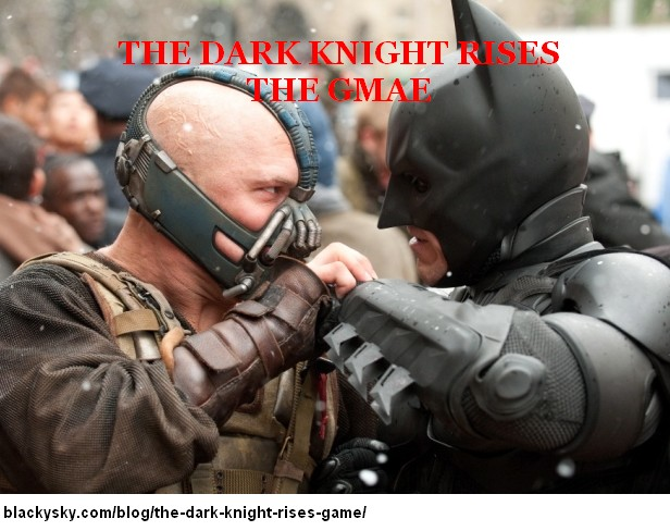 The Dark Knight Rises Game