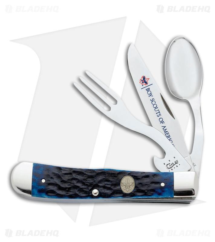 Ka Bar Knife With Bone Handle Pocket