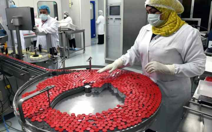 Covid-19: le premier vaccin «made in morocco» disponible en novembre