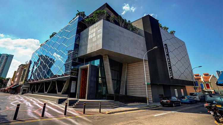 Indian Heritage Centre, Singapura