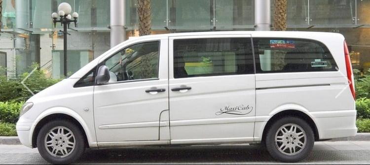 limousine and large taxis, singapura