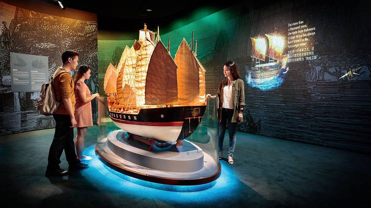 Maritime Experiential Museum, Singapura