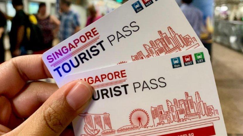 singapore tourist pass