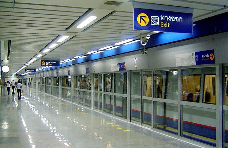 stasiun mrt bangkok
