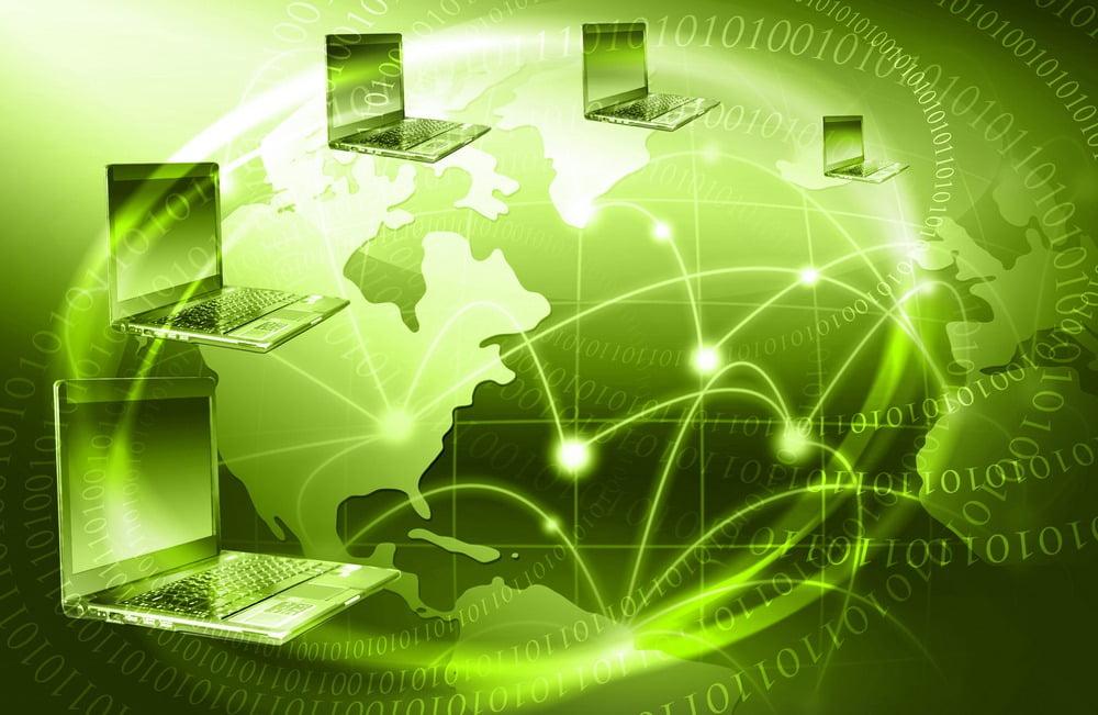 cara kerja green hosting