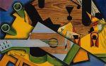 Aliran Seni Lukis Kubisme: Sejarah, Karakteristik dan Contoh Karyanya