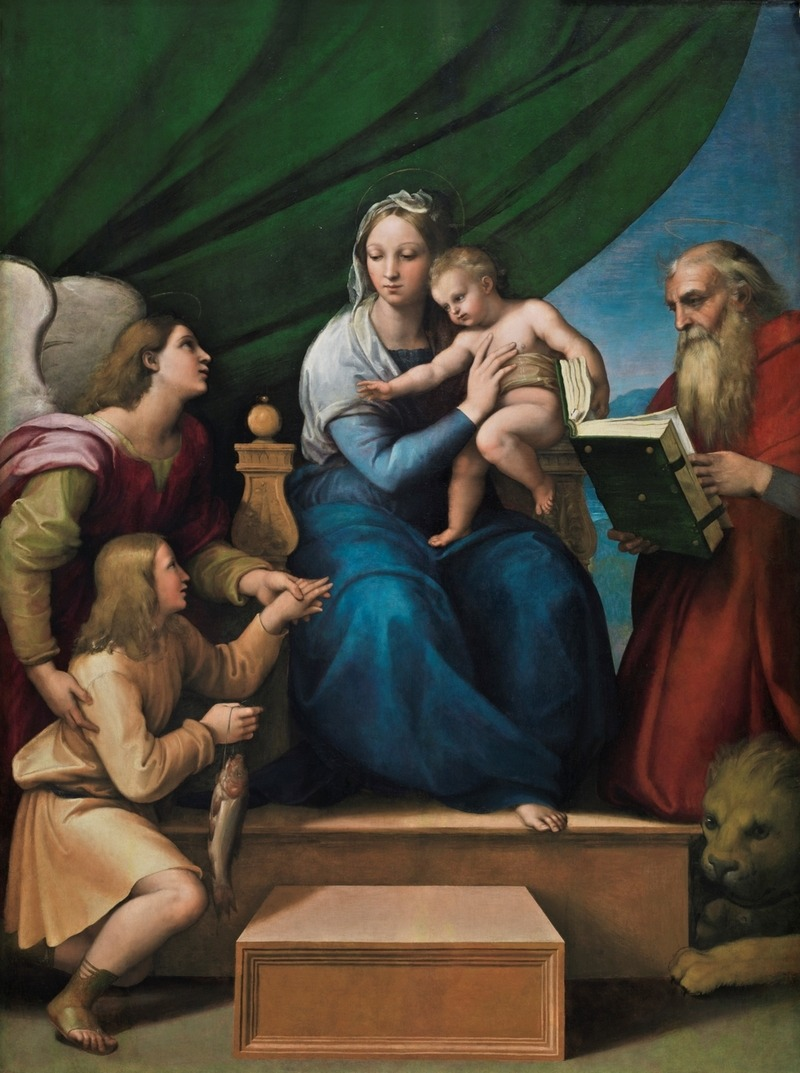 Madonna with the Fish, by Raphael