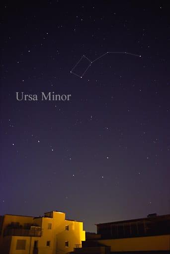 rasi bintang ursa minor