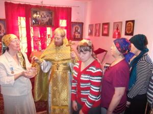 Миссионерская поездка в Береговой