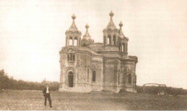 Недостроенный Благовещенский (Михаило-Архангельский) собор (1880)