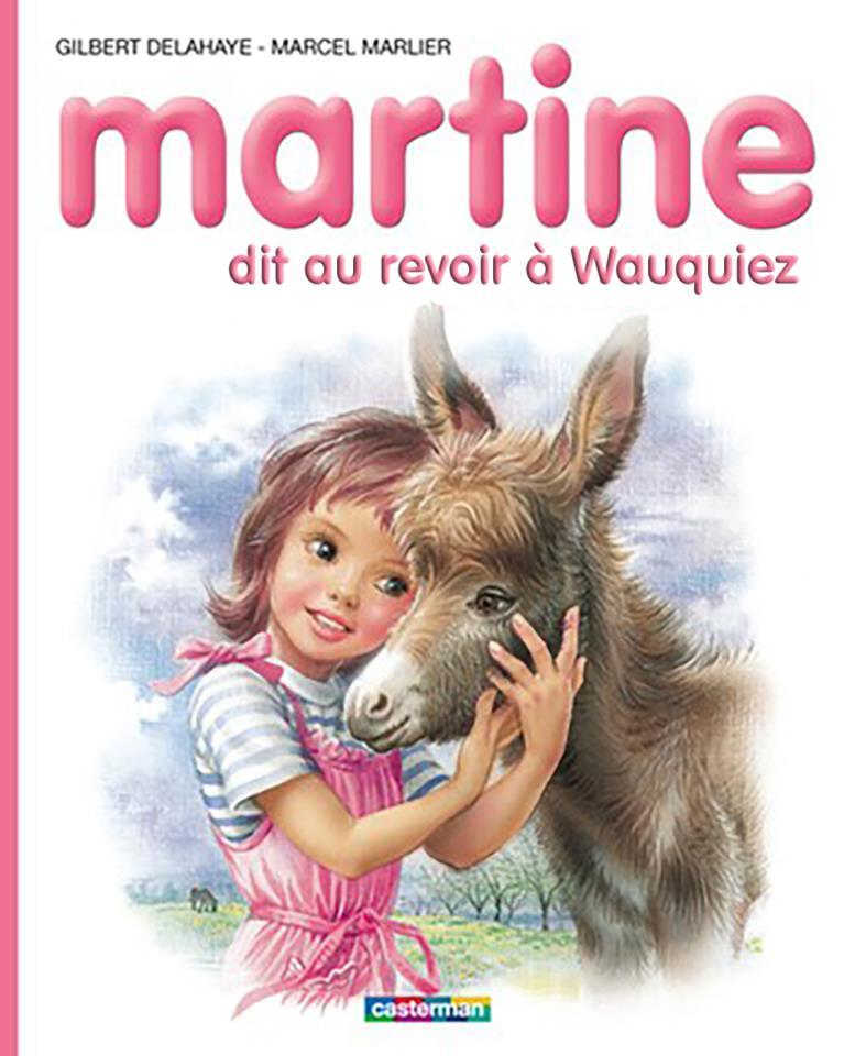 La Serie De Livres Martine Avec Des Titres En Lien Avec Le