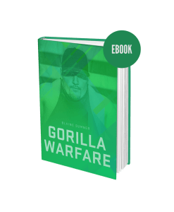 Gorilla Warfare E-Book Cover New