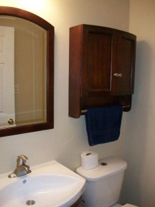 Bathroom construction - After