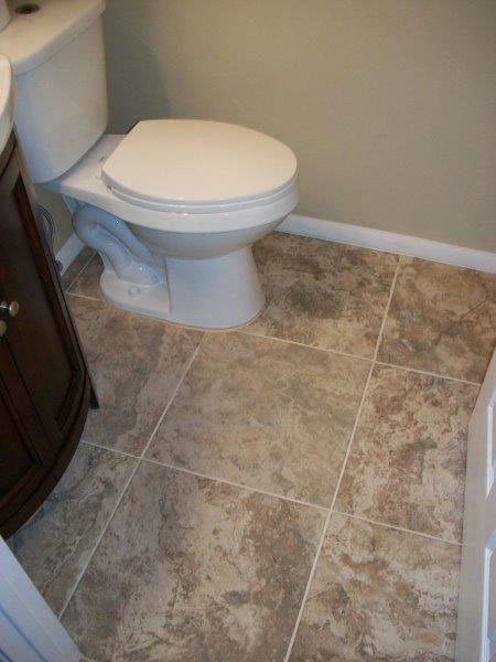 Bathroom Remodel - After
