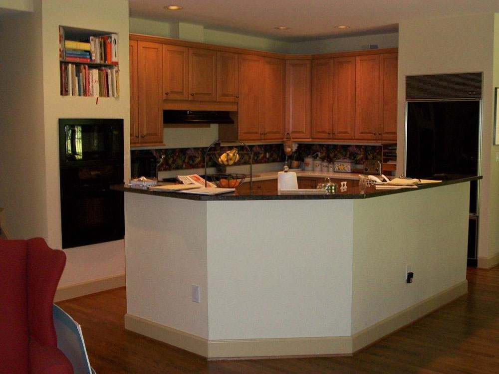 Kitchen Remodel - Before