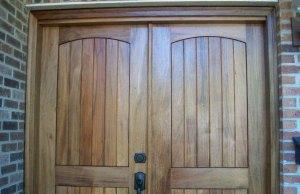 Front Door Replacement - After