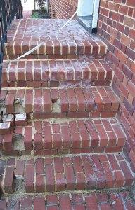 Brick Work - Before