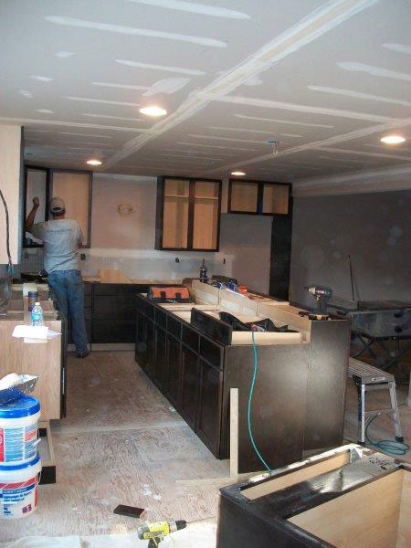 Kitchen Remodel In Progress