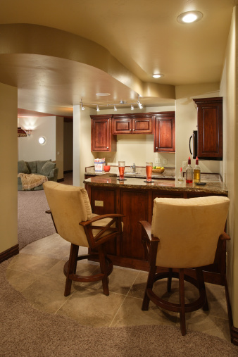 Have you considered giving your had a finished basement?