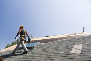 If you notice any missing or torn shingles on your roof, it may be time for some roof repairs.