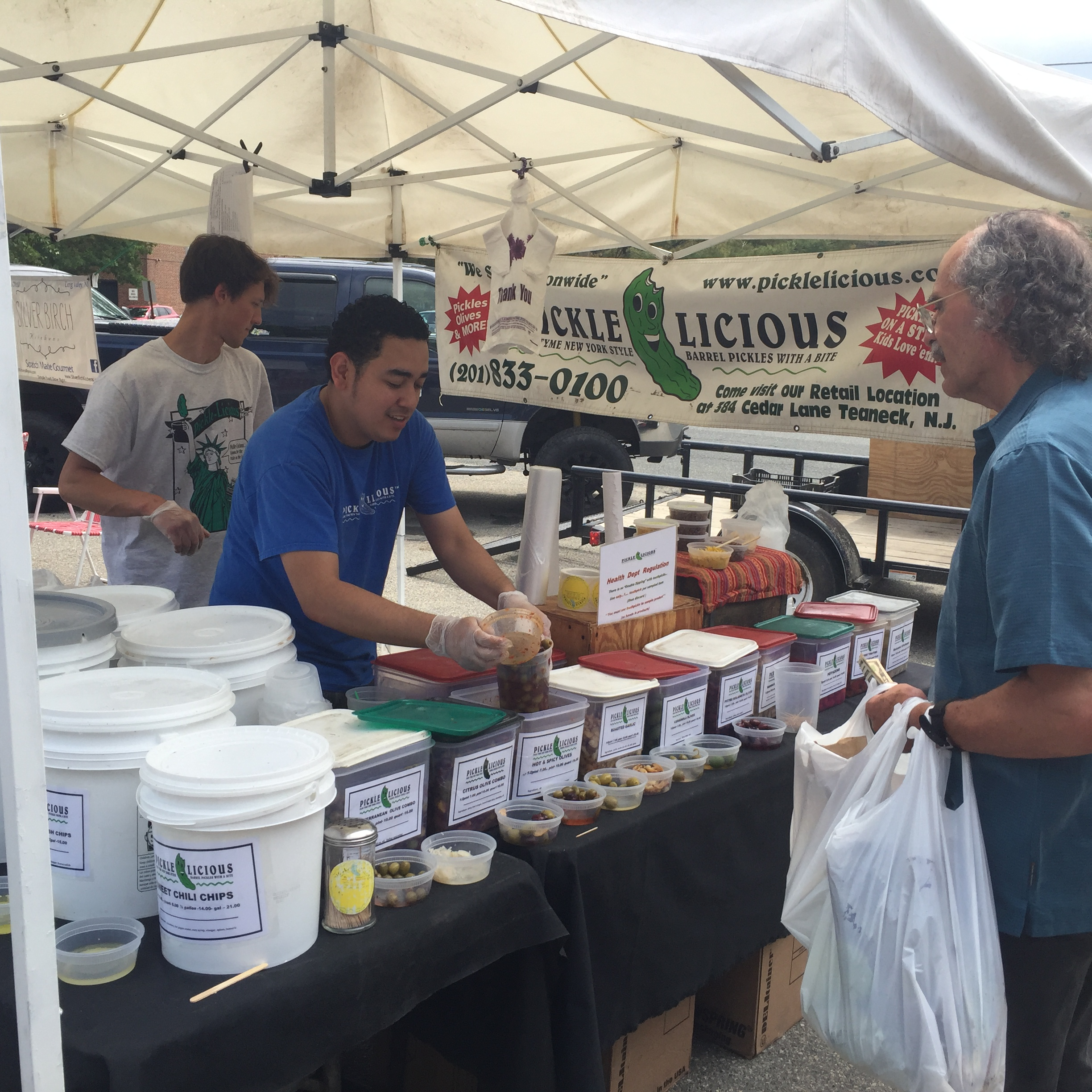 Market Special – July 9, 2016 | Blairstown Farmers' Market