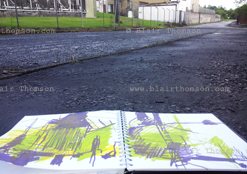 drawing outdoor