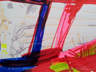 Drawing Tokyo 3 (www.blairthomson.com)