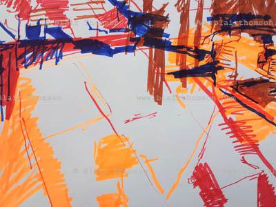 Drawing Tokyo 8 (www.blairthomson.com)
