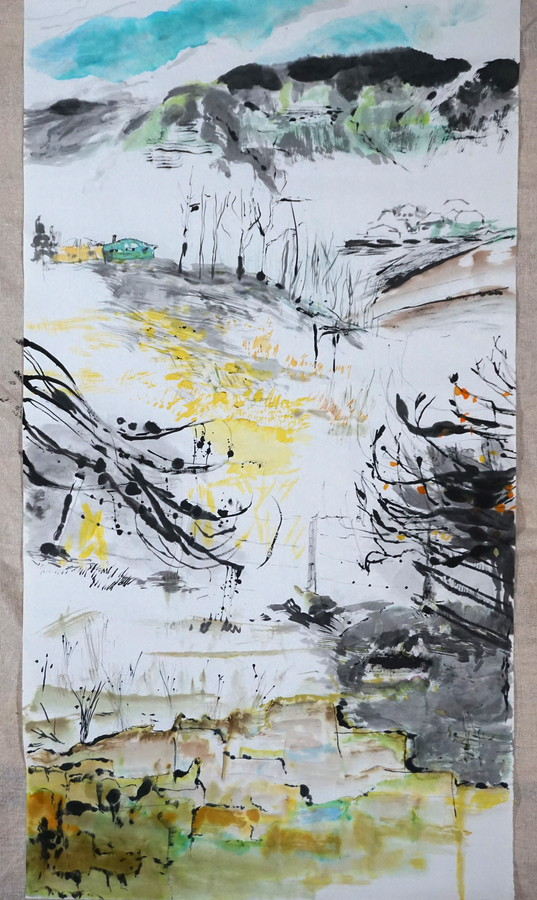 Suibokuga - Blair Thomson