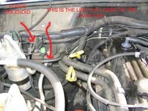 Evap Leak Fault Fixed!!!!!!  JeepForum