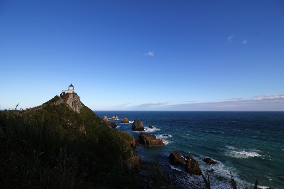 Blake Porter New Zealand Catlins Nugget Point