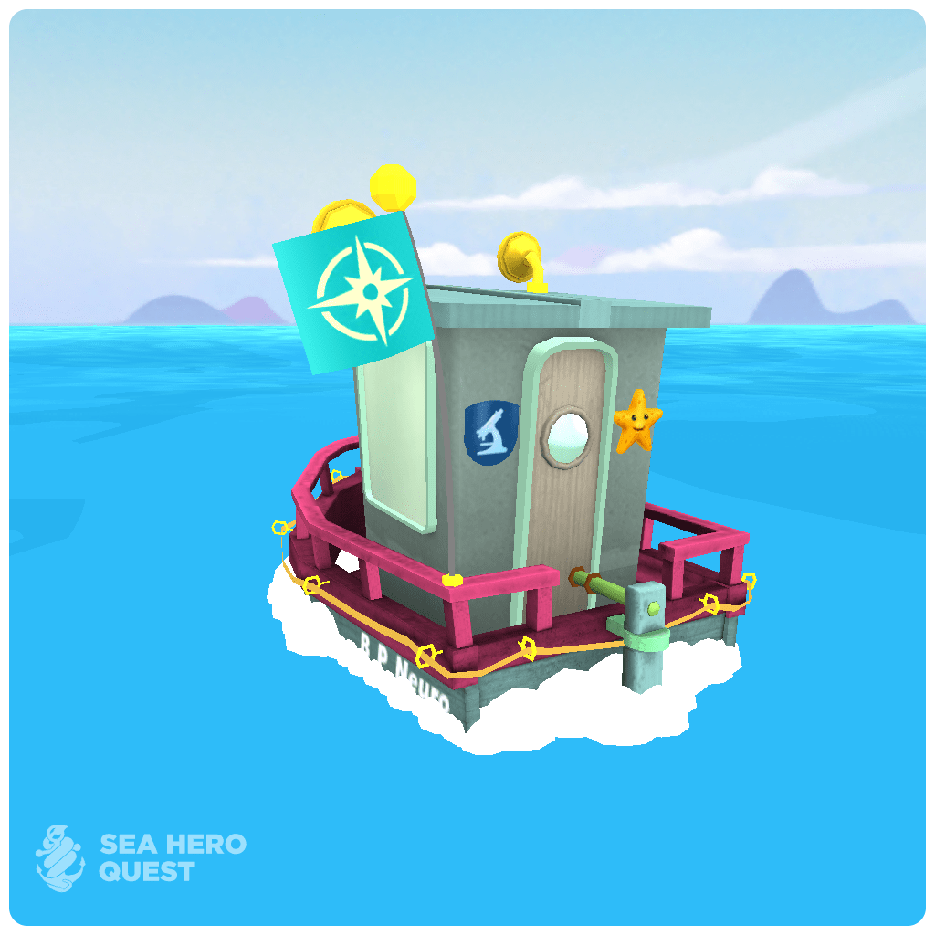 Sea Hero – Gaming and Citizen Science to Fight Dementia