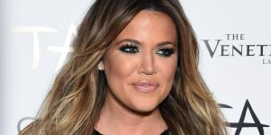 Television personality Khloe Kardashian arrives at the Tao Nightclub at The Venetian Las Vegas to celebrate her birthday on July 4, 2014 in Las Vegas, Nevada. Kardashian turned 30 on June 27.