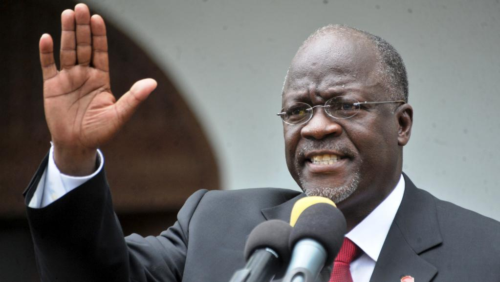 Image result for Tanzania's President John Magufuli