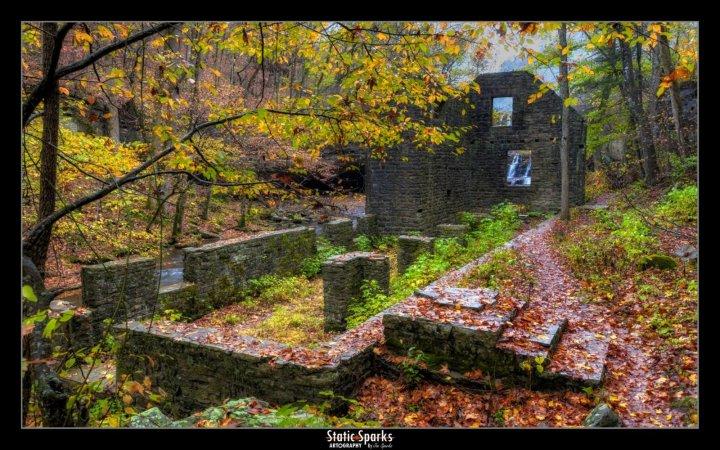 Mill Creek Mill at Blanchard Springs 2