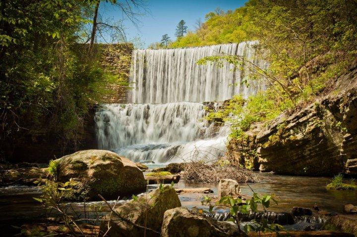 Mirror Lake Falls 3