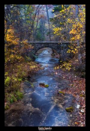Mill Creek at Blanchard Springs 2