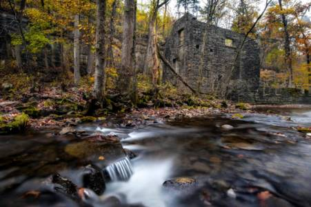 Mill Creek Mill at Blanchard Springs 3