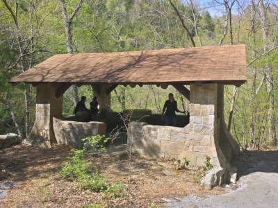Blanchard Springs Pavillion