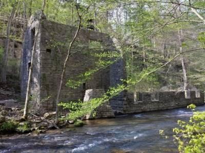 Mill Creek Mill at Blanchard Springs 6