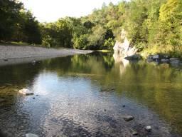 Sylamore Creek Near Campground at Blanchard Springs