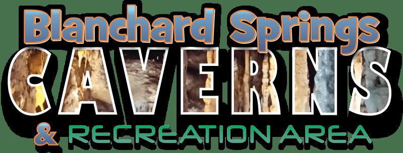 Blanchard Springs Caverns Logo