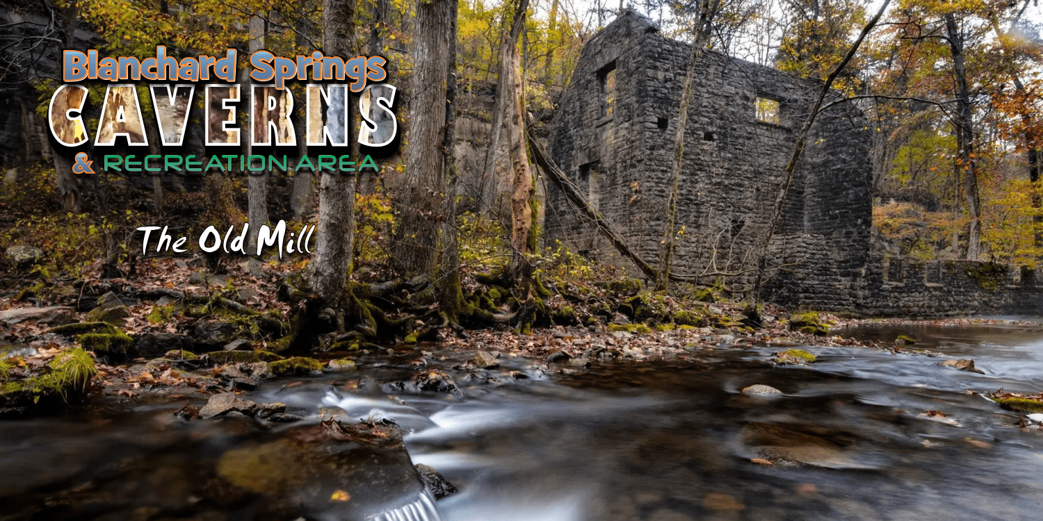 Old Mill at Blanchard