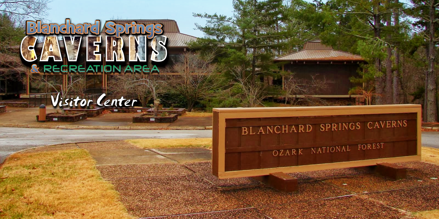 Blanchard Caverns Visitor Center