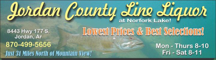 Jordan County Line Liquor