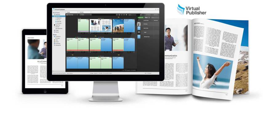 Virtual Publisher | Book Planning and Production Software